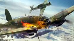 Luftwaffe Heavy Bombers JU-88 HE111
