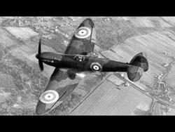 Supermarine Spitfire British WW2 fighter