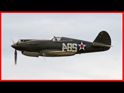 02-Curtiss P-40 American Fighter Aircraft