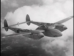04-P-38 Lightning Strikes