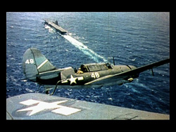 17-WWII Aircraft Carrier Action