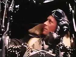 23-Lancaster Bomber-Target Germany