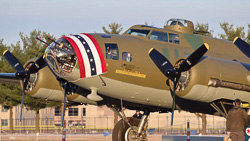 28-B-17F Memphis Belle Moved to WWII Gallery