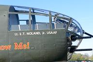 Doolittle Raiders Memorial and B-25 Displays