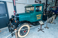 2016-0613 Boothbay Railway Village MA Antique Car Museum